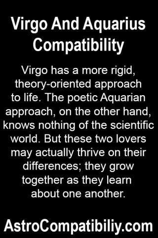 Capricorn woman and virgo man compatibility in bed
