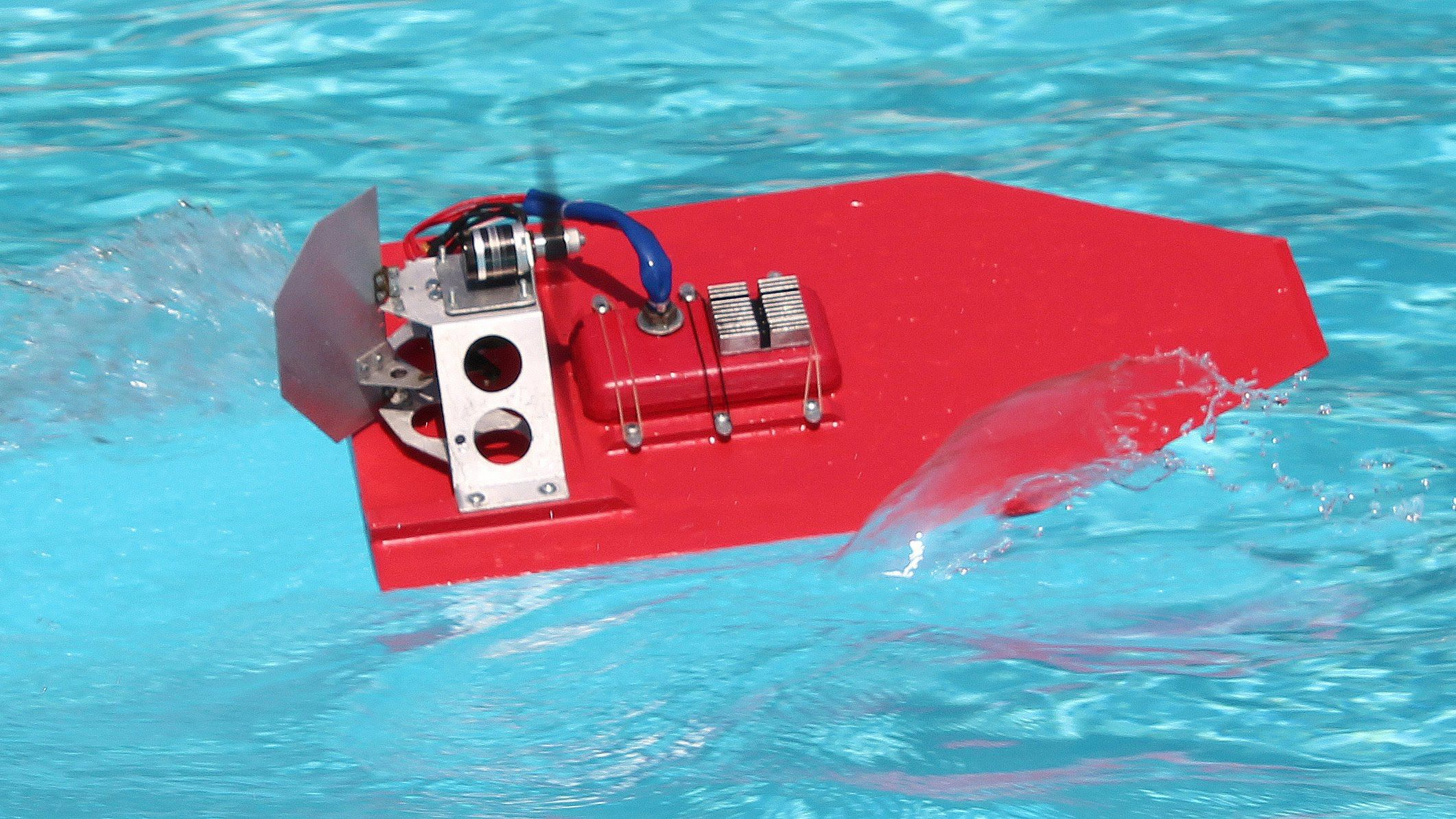 Rc Airboat Design And Realisation Radio Control