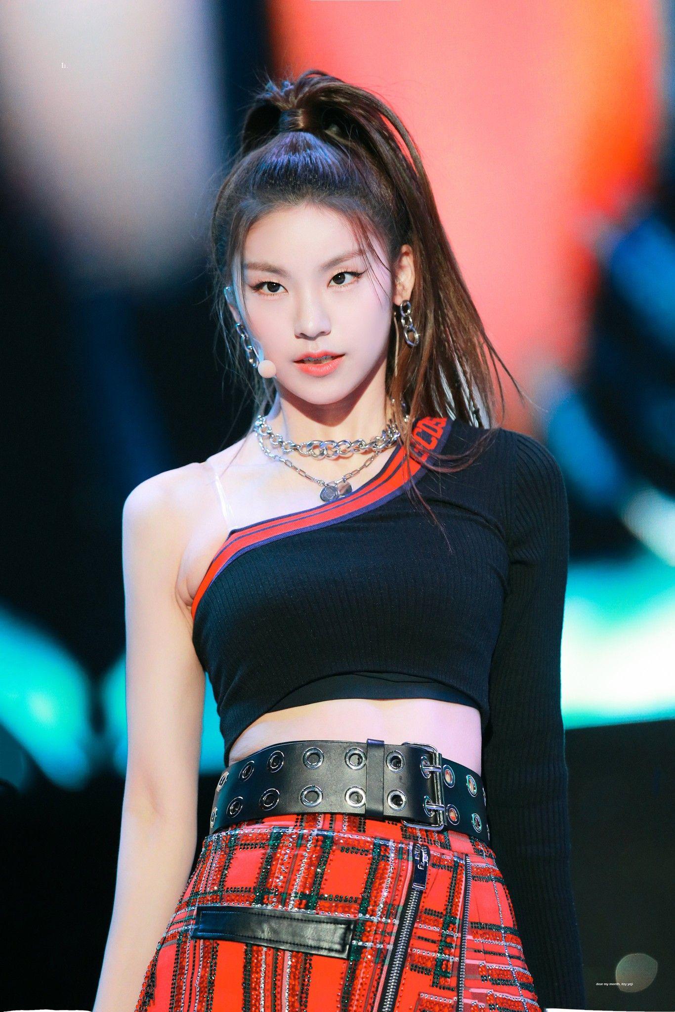 Itzy Yeji 200218 Mbn Y Forum Itzy Kpop Girls Girl