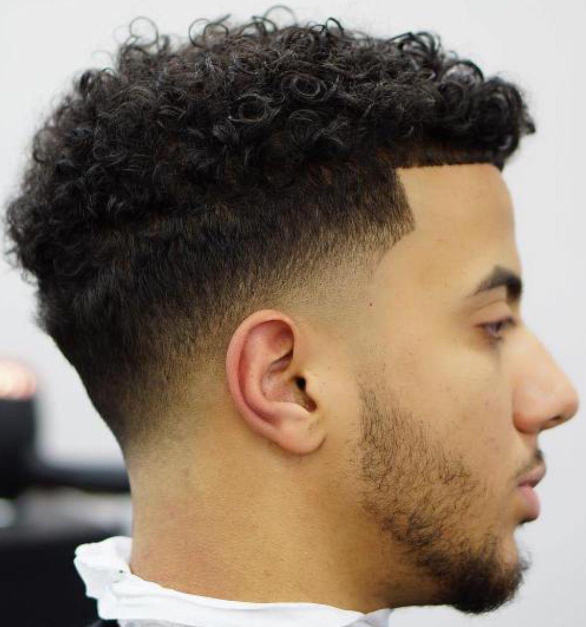 Baseline 2 Mens Haircuts Fade Fade Haircut Curly Hair Low Fade Haircut