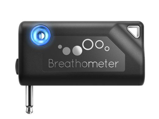 Breathometer A01 Smartphone Breathalyzer for IOS and Android