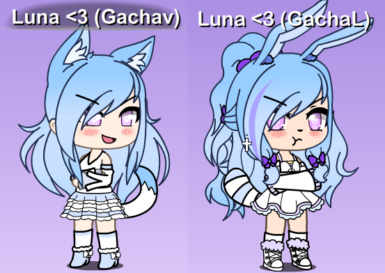 Gacha Life Long Hairstyles Cerca Con Google Long Hair Styles Hair Styles Anime