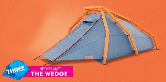 coleman hooligan tent green