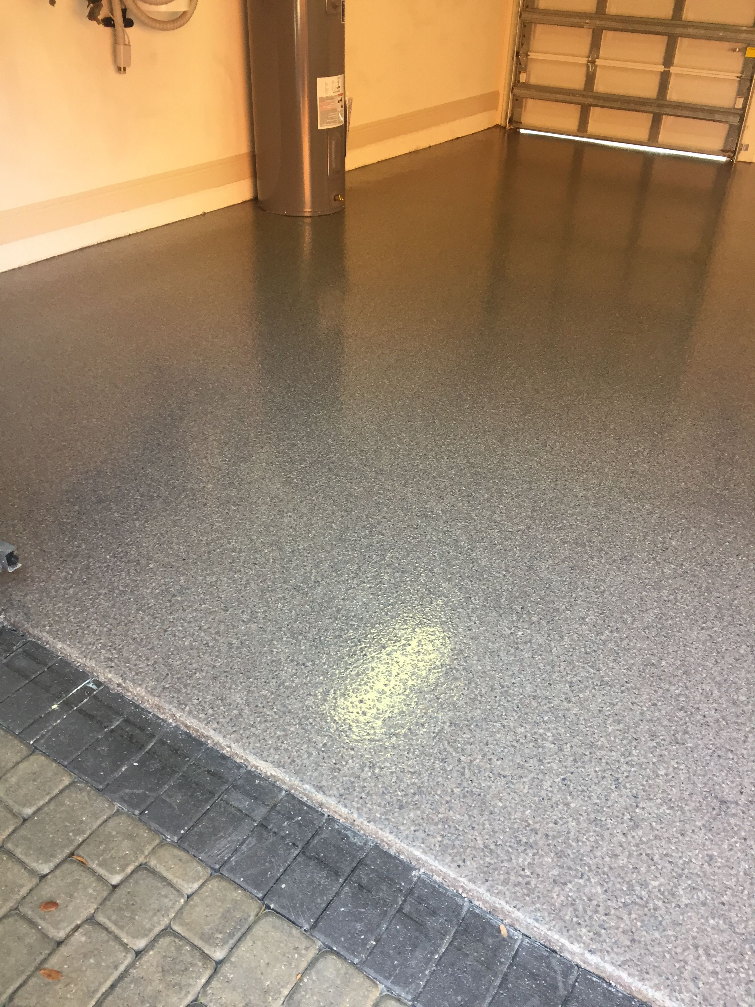 Pin von GarageFeet Floor Coatings auf Decorative Full Flake Epoxy ...
