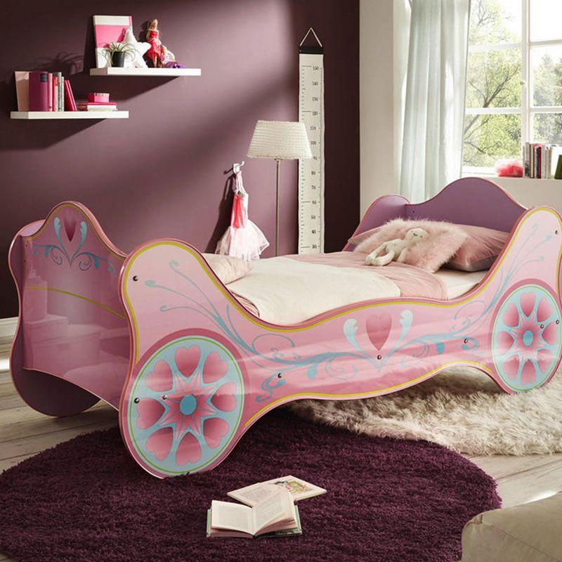 Kinder Juniorbett Online Kaufen Xxxlutz Prinzessinnen Bett Kinder Bett Madchen Bett
