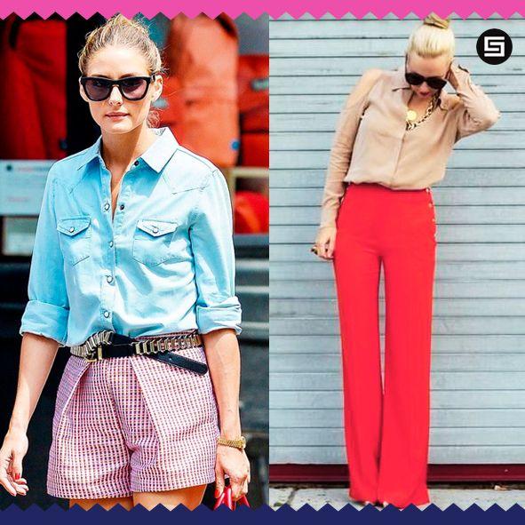 Roupas para mulheres de 40 – trabalho fashion