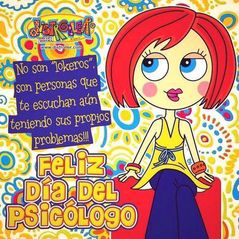 Resultado de imagen para dia del psicologo | Psicología ...