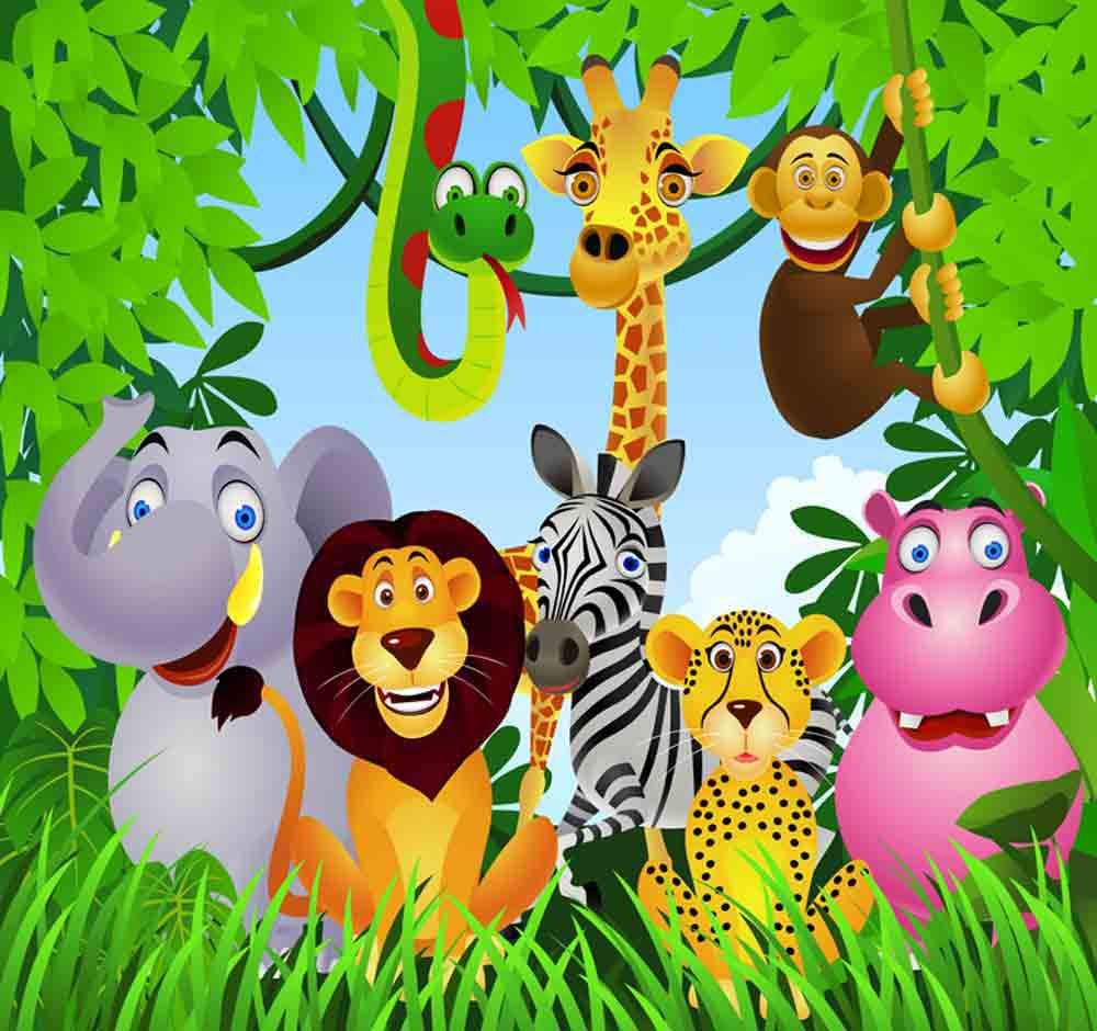 Image result for jungle themed pictures