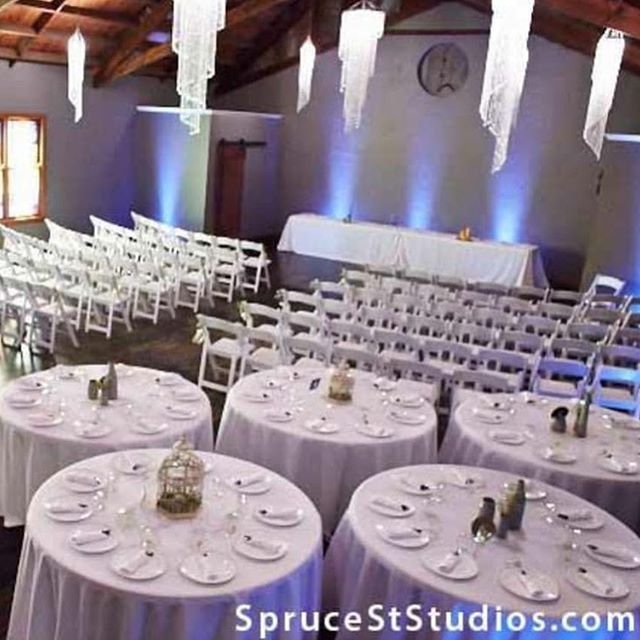 Did You Know We Can Accommodate A Ceremony And Reception