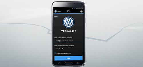 Mukavammin perille. Volkswagenin Car-Net-sovellusten ja -palvelujen avulla.