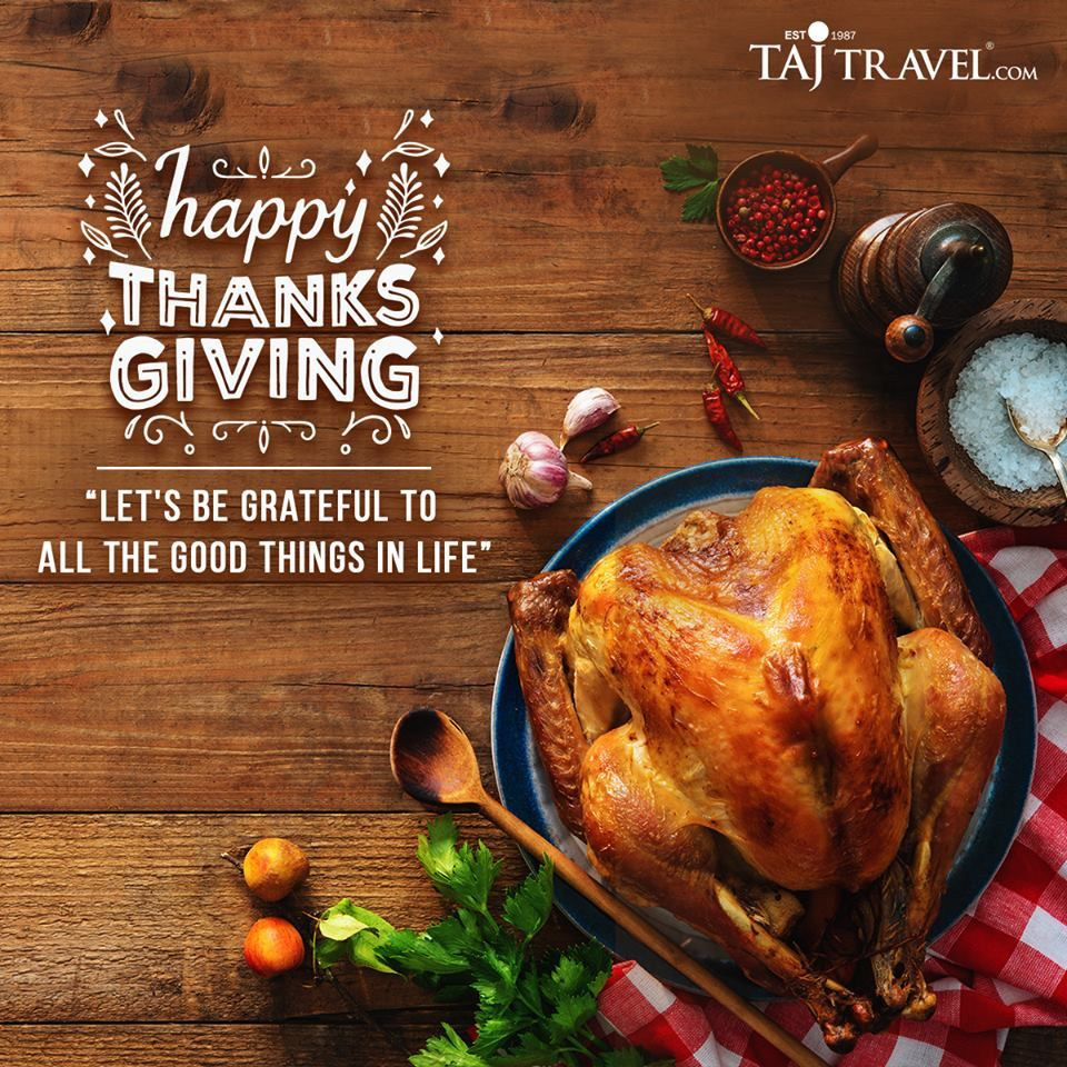 Celebrate this Thanksgiving with a heartful of love and ...
