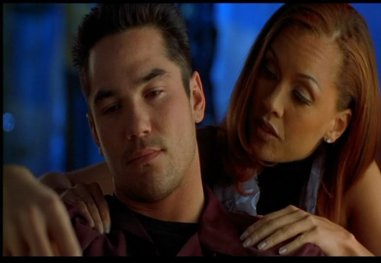 with Dean Cain in Futuresport