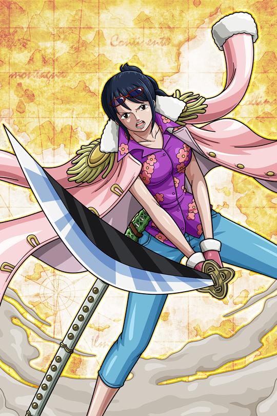Tashigi | Anime meninas, Arte de robô, One piece