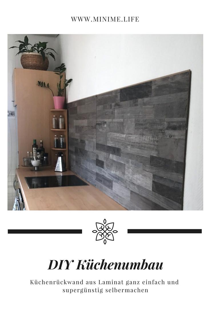 DIY Küchenumbau - Aus alt und schmuddelig wird neu und modern | Minis