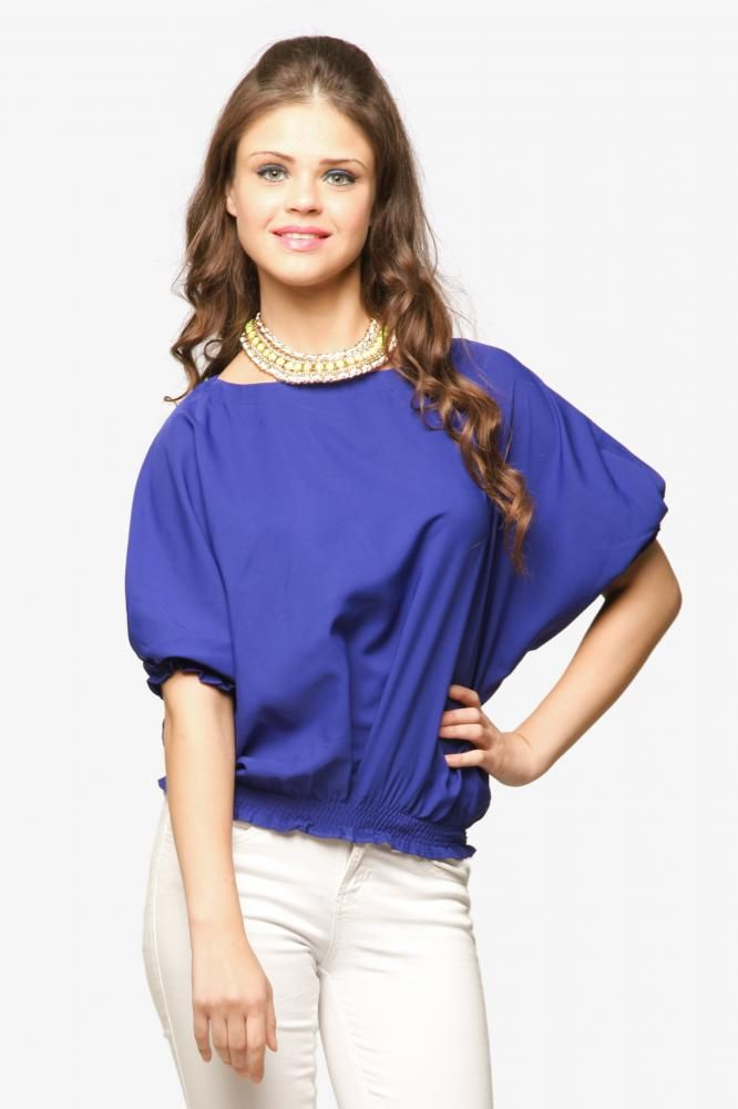 Miss Chase Flare\u0026#39; For Fashion (Blue) Prices in India- Shopclues- Online