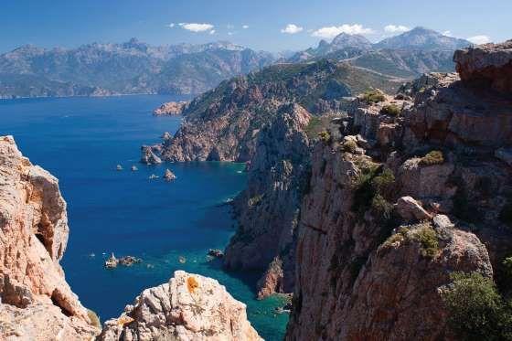 Mobili scandola ~ Corse rÉserve naturelle de scandola de la presqu île de capu
