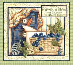 ... warmth of home wall calendar much of the inspiration for diane knott