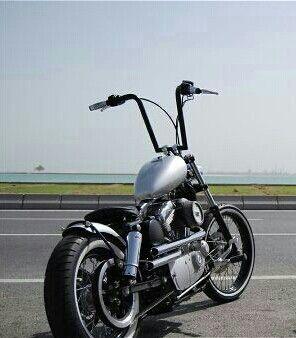 Harley Davidson Sportster Ape Hanger