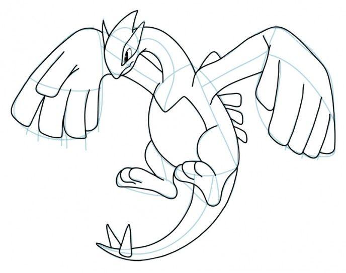 Dibujos De Pokemon En Color: Pokemon Drawings - Google Search