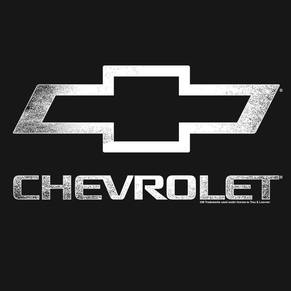 Chevrolet Logo 3 4 Sleeve Raglan Jersey T Shirt Black And White Chevrolet Wallpaper Chevrolet Logo Wallpapers Chevy Logo