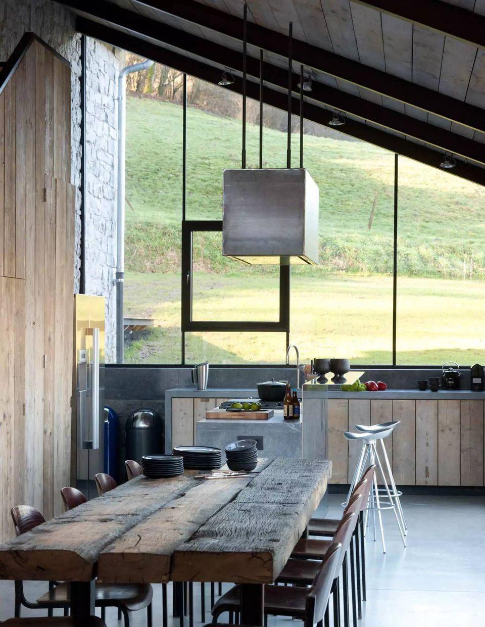 Maison bois : des intérieurs en bois chaleureux et originaux ...