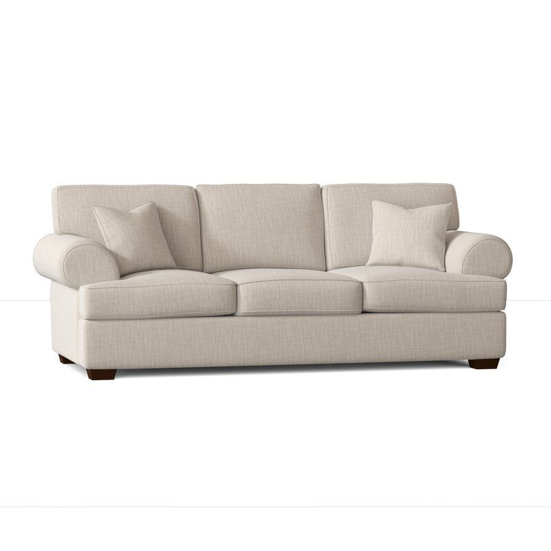 89 Rolled Arm Sofa Bed Rolled Arm Sofa Sofa Bed Mattress Sofa