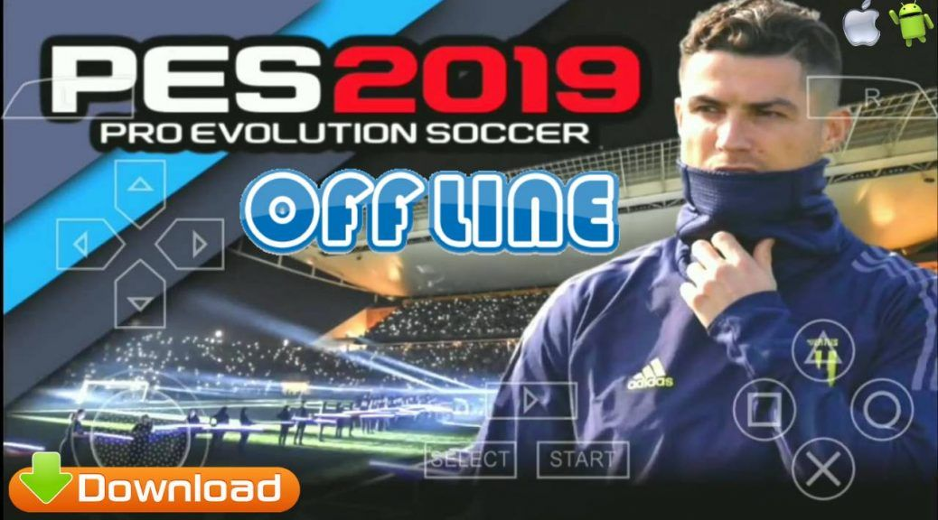 PES 2019 Offline V6 CHELITO Android Mod Textures Download