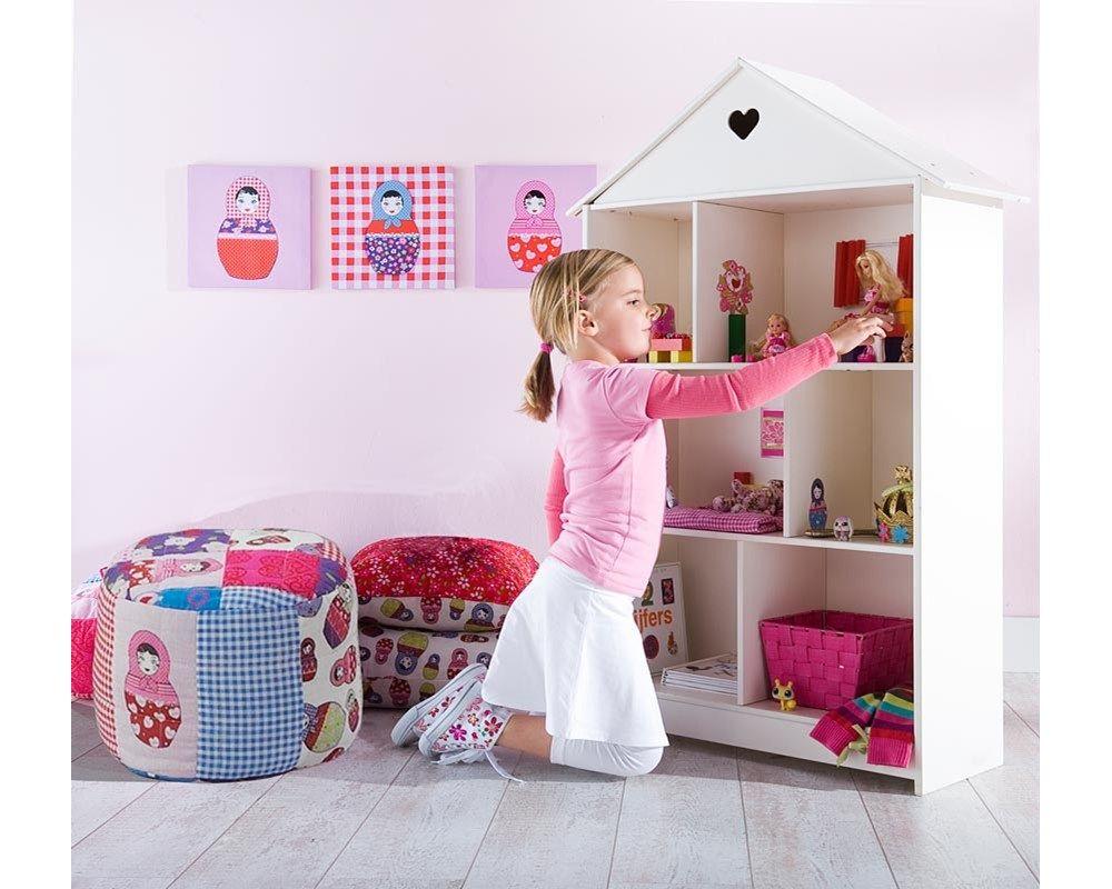 Speelhuis Roos Leen Bakker 8995 Kinderen Speelkamer