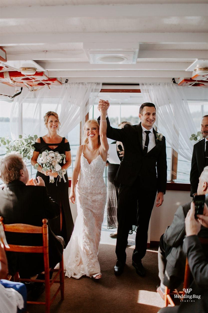 The Wedding Of Karalee Smith And Steve Gustke White Formal Dress Dresses Fashion