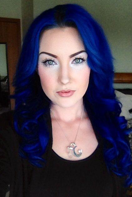 Custom pravana blue vivids and pastel mix on myself me custom pravana blue vivids and pastel mix on myself solutioingenieria Images