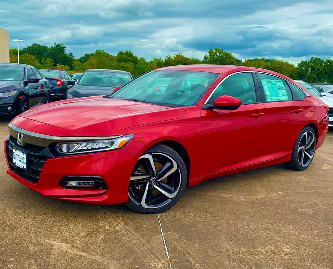 2019 CLEARENCE 🔥🔥 • 🚗💨 Honda Accord Sport 🏁 😍 Only 335