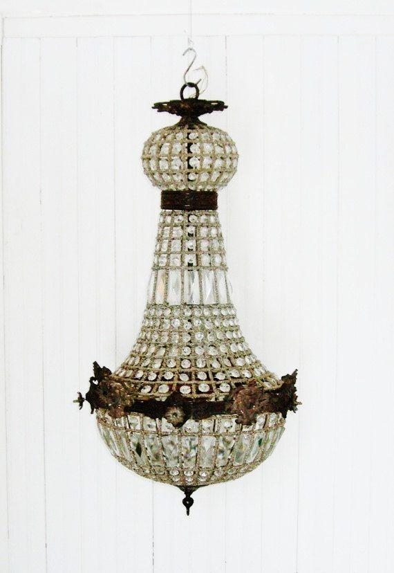 Empire style chandelier wire chandeliers pinterest empire style chandelier aloadofball Choice Image