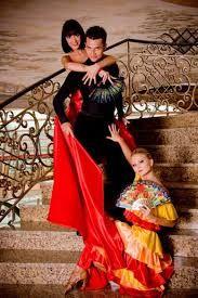 Znalezione obrazy dla zapytania flamenco strój