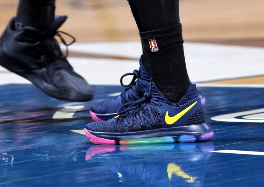 huge selection of 89a75 d969f Nike KD 10  Be True  LGBT Pride Month For Sale – Nike KD 10