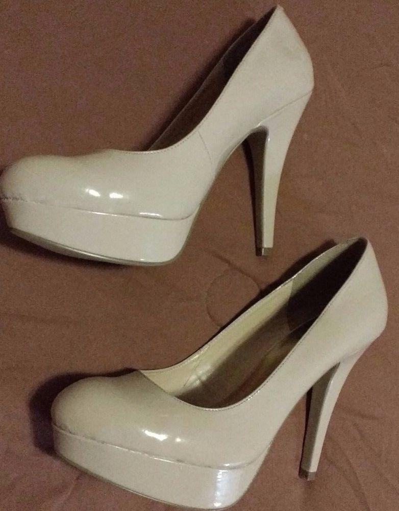 9b3125ff147 ... box G by Guess ladies nude platform heels size 11  GUESS  PumpsClassics  http   www.ebay.com itm - 262681096366 roken cUgayN soutkn nbuvX1 via  eBay