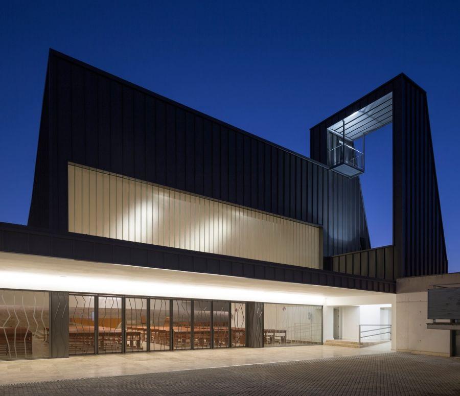 La Ascensión del Señor / AGi Architects