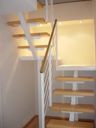 12 Escalera hierro y madera