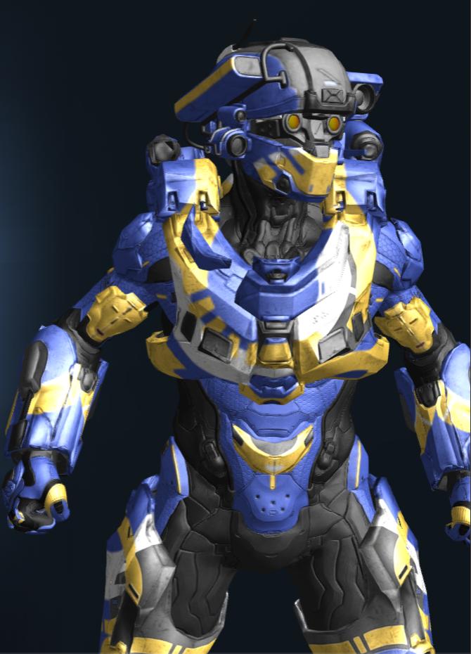 H5 Waypoint Argus Arestor Png 670 930 Halo Spartan Armor Halo Armor Halo Spartan