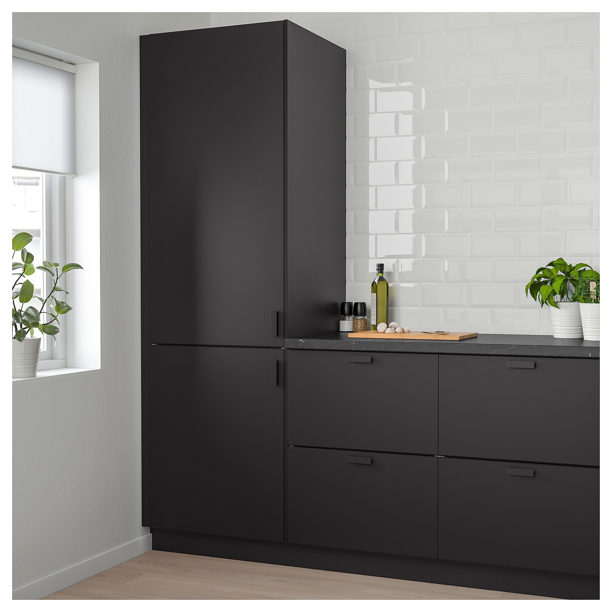 Best Ikea Kungsbacka Door Anthracite Luxury Kitchen Design 400 x 300