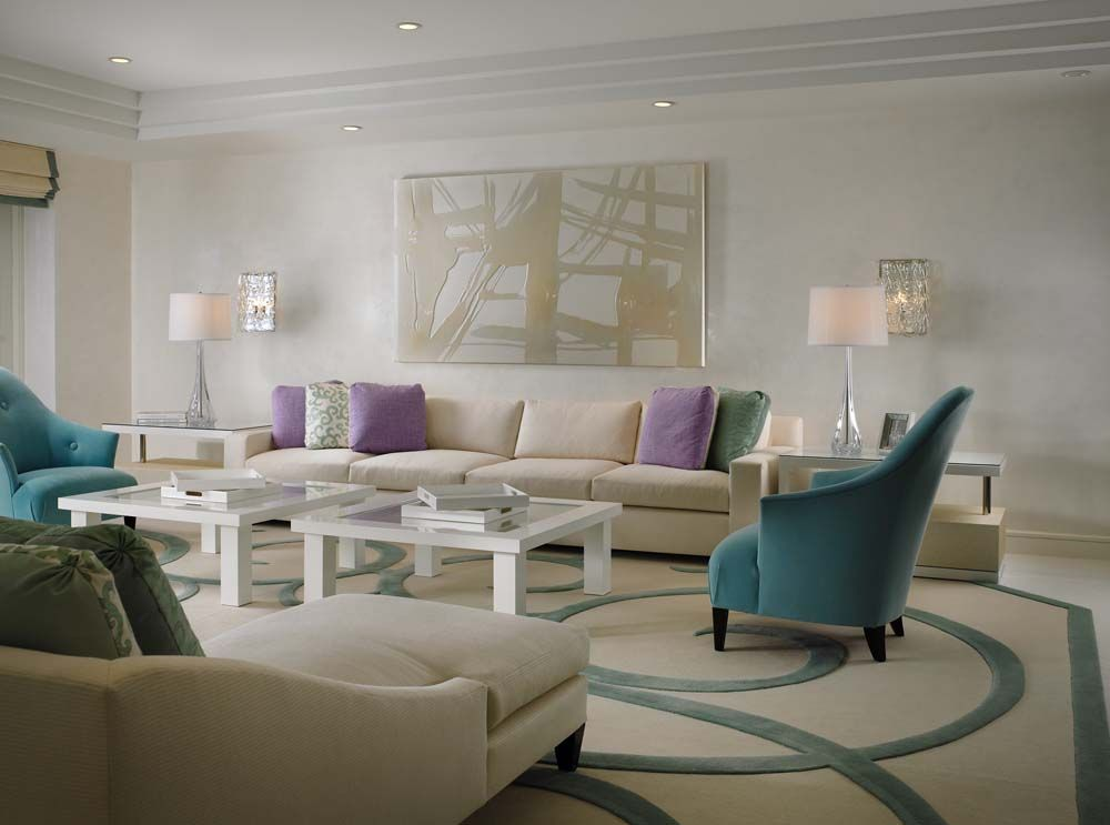 Geoffrey Bradfield Luxury Interior Design Luxuria Boca Raton