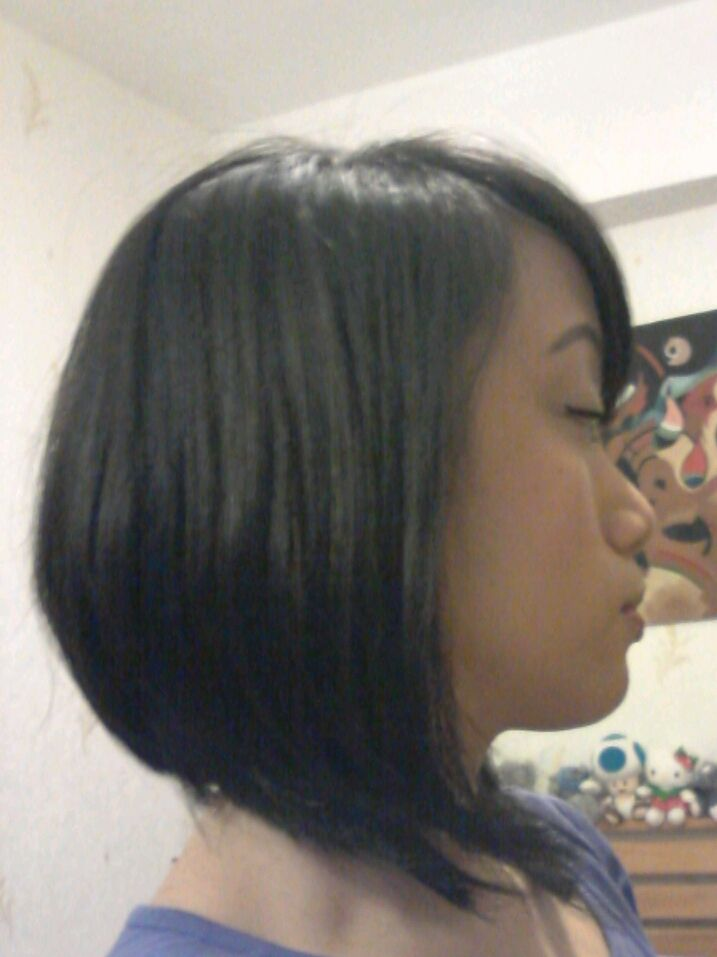 Superb 1000 Images About Bobs On Pinterest Bob Haircuts Black Women Hairstyle Inspiration Daily Dogsangcom