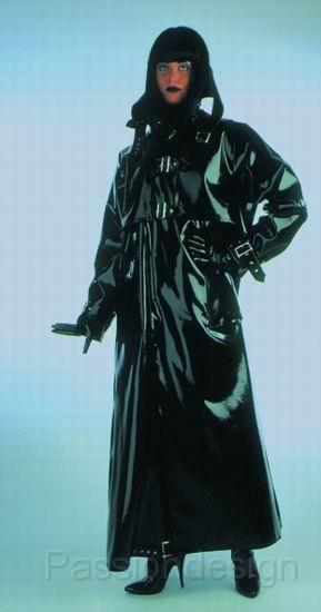Big black coat | Rainwair | Pinterest | Black coats, Big black and ...