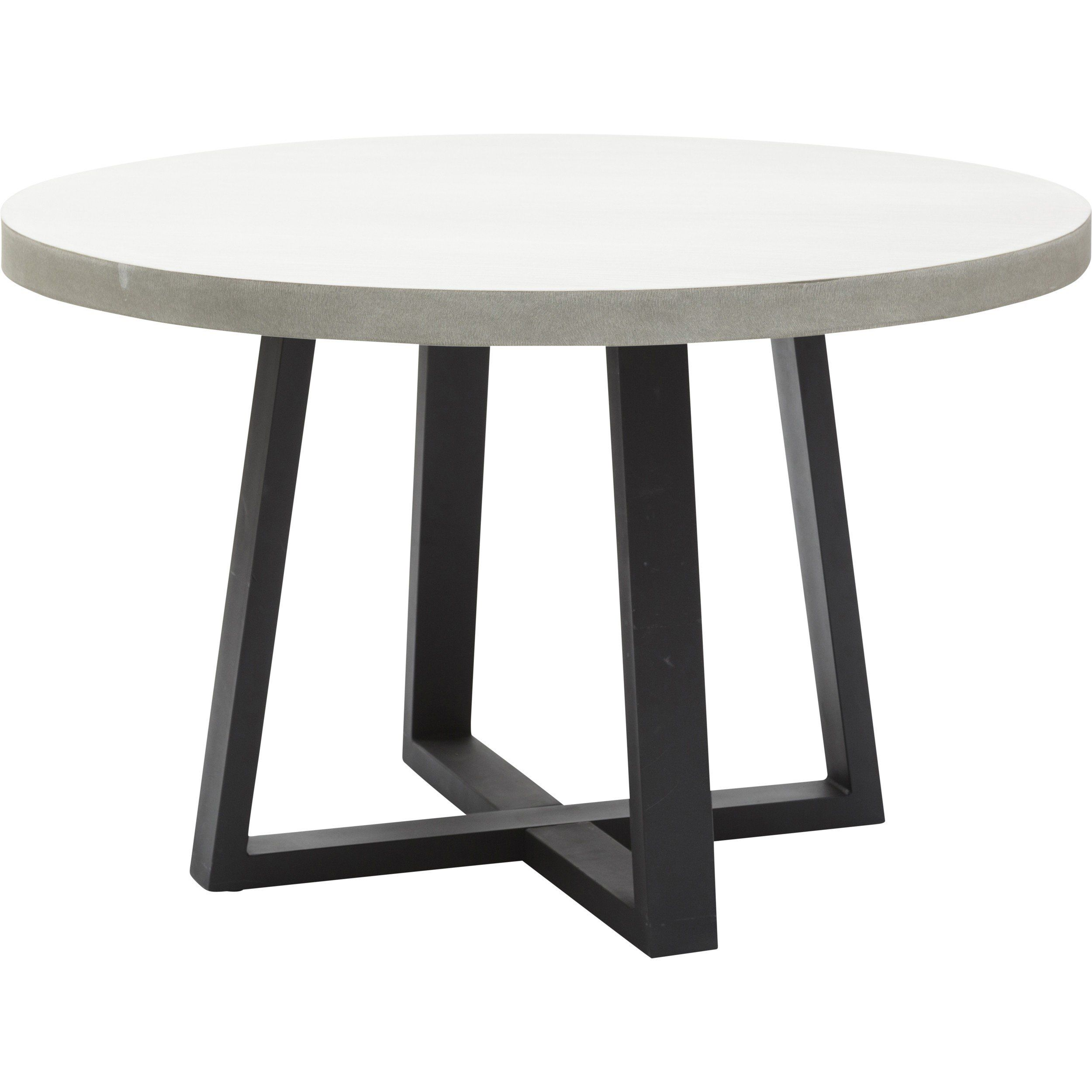 Cyrus 48 Dinner Tables Furniture Circle Dining Table Round