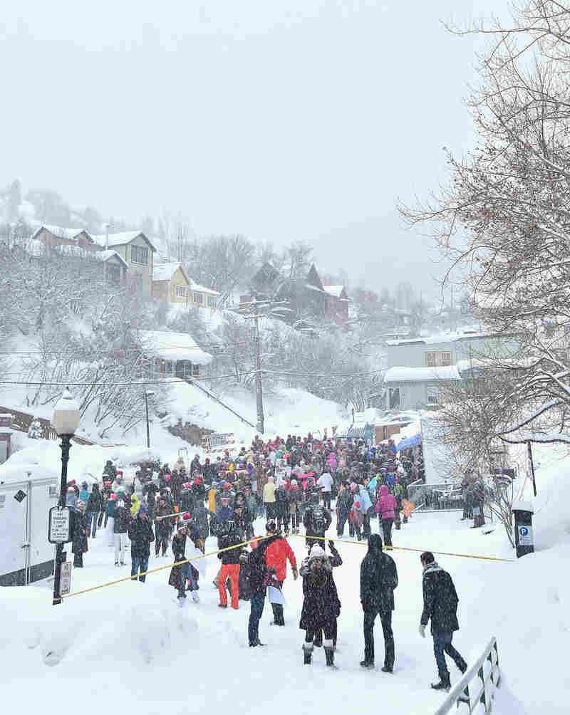 Women S Marches Go Global Postcards From Protests Around The World Womens March Around The Worlds Park City