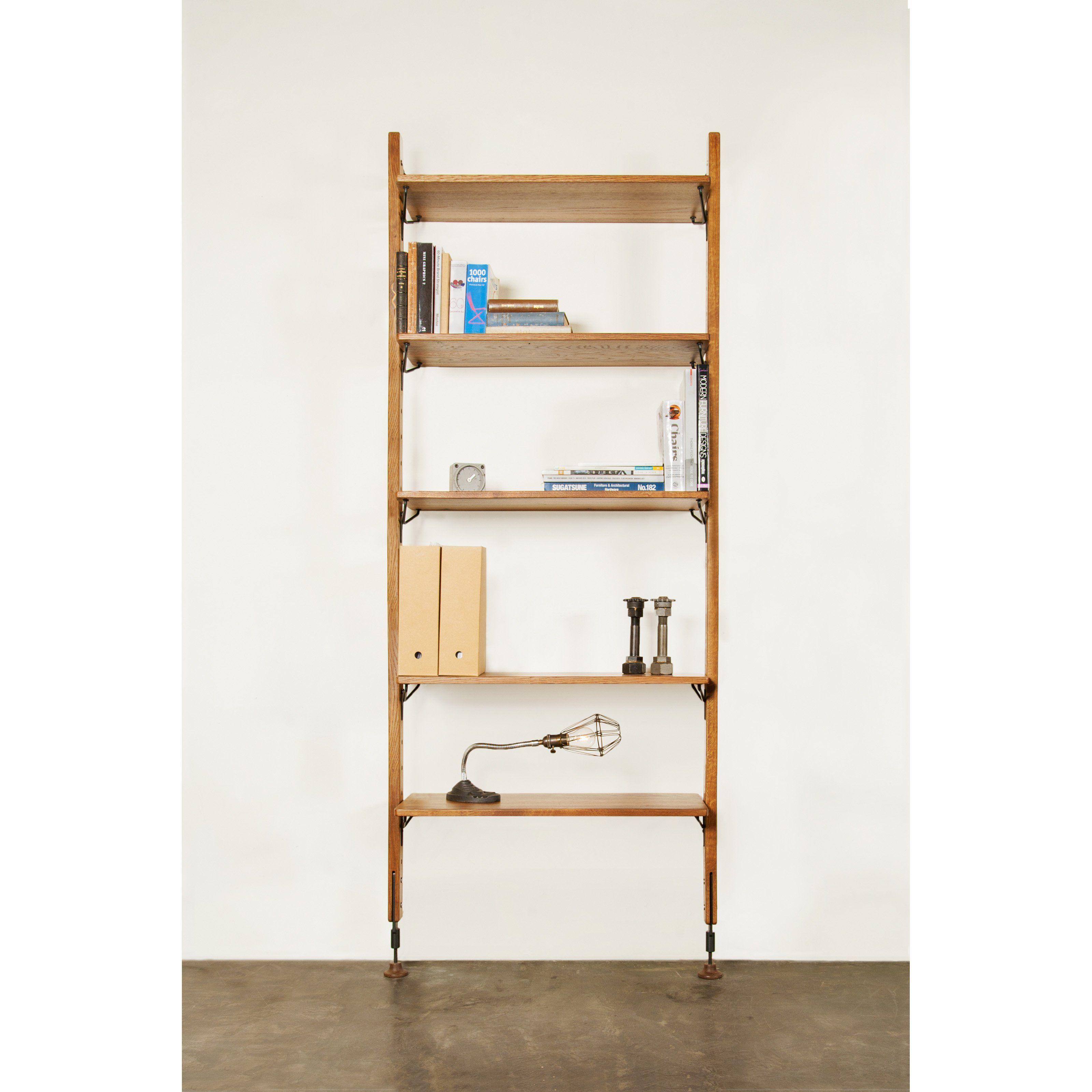 Nuevo Theo Ladder Book Shelf - HGDA449