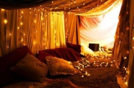 Romantic Bed cool 48 romantic bedroom lighting ideas : romantic bedroom