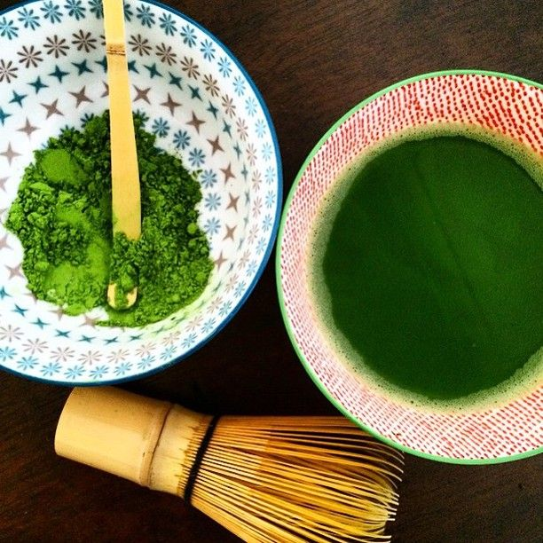 Love my matcha tea #matcha #tea #greentea #matchatea #whisk #bowl #healthy #organic #onafitmission