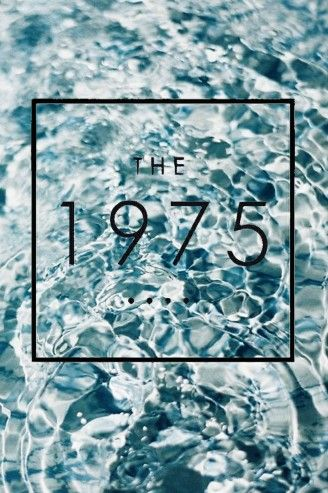 The 1975 band logo. Clear Water Wallpaper Backgrounds. I take requests!