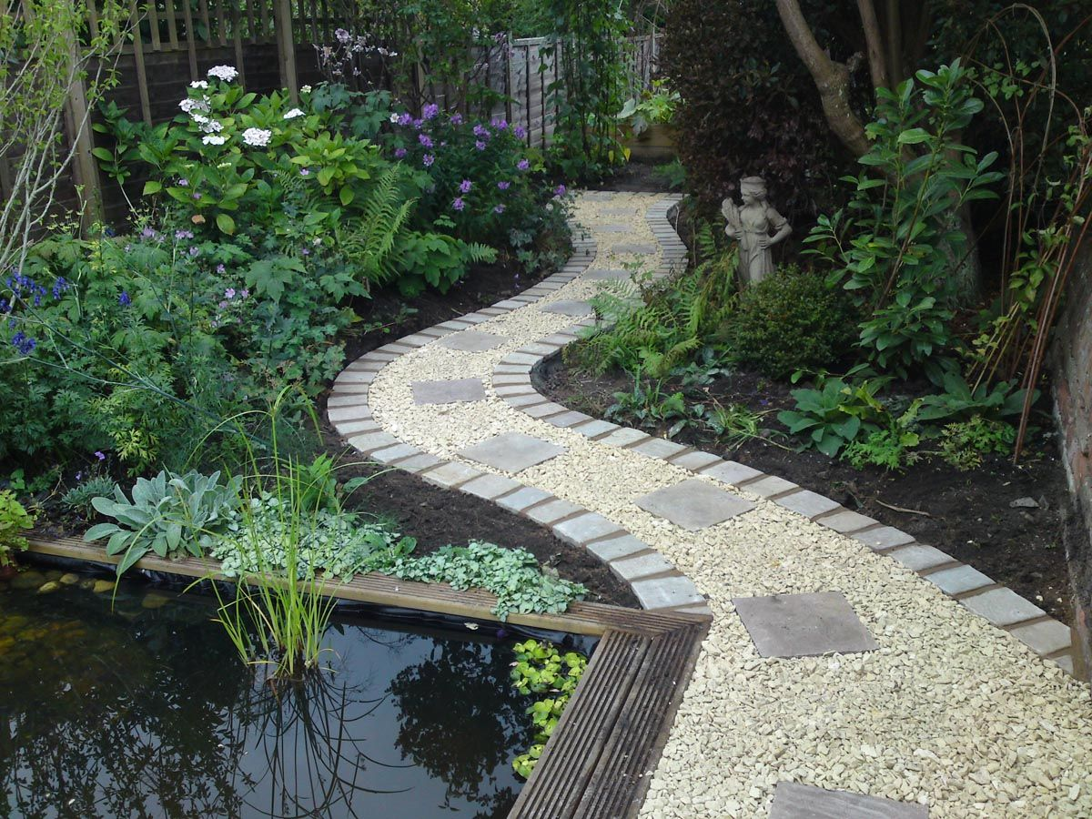 Landscaping Pathways examples of steps and pathways from landpoint | walkway ideas