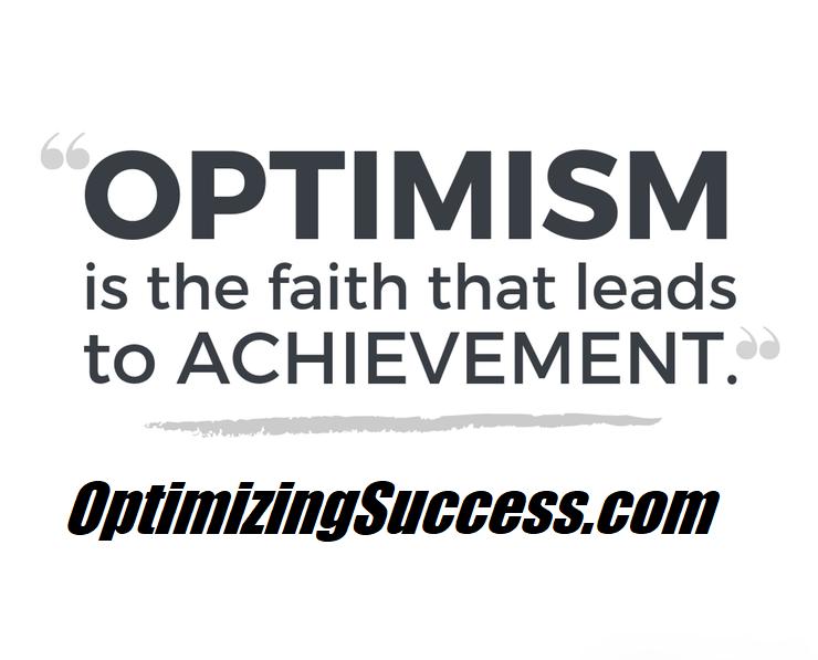 Optimism! in 2020 Teamwork training, Coaching business